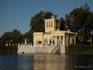 Tsarina's pavilion