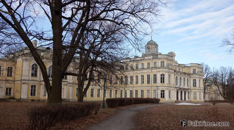 Znamenka palace