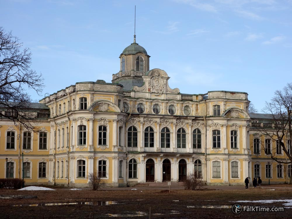 Palace of Grand Duke Nikolay Nikolaevich