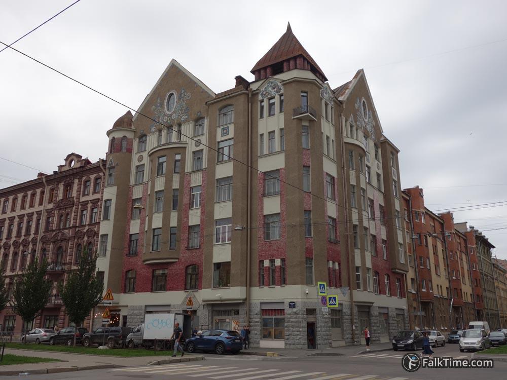 Dokhodny dom Zakharovyh